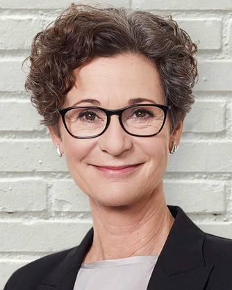 Sabina Freiermuth Fraktionschefin der FDP im Grossen Rat
