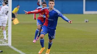 Uefa Youth League: FC Basel - Real Madrid CF