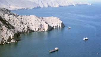 Die Strasse von Hormus ist eine strategisch wichtige Meerenge (Archiv)