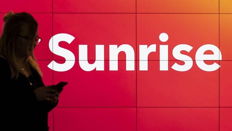Sunrise nutzt nicht alle ersteigerten Frequenzen. (Archivbild)