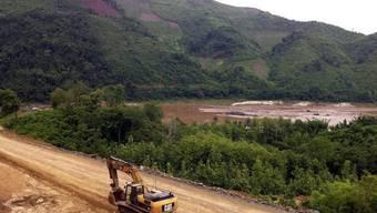 Umweltschützer haben grosse Vorbehalte gegen das Staudammprojekt (Archiv)