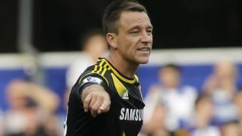 Terry spielt nicht mehr fürs Nationalteam