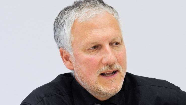 Solothurner Regierungsrat Peter Gomm