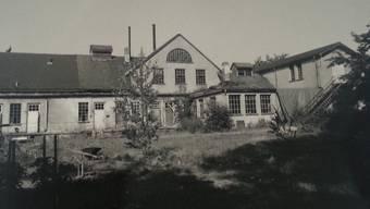 Das alte Gaswerk in Wohlen wurde vor 100 Jahren in Betrieb genommen und vor 35 Jahren stillgelegt. ZVG