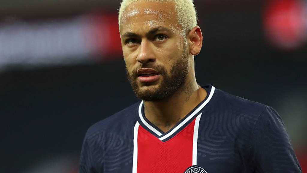 50. Tor von Neymar in der Ligue 1