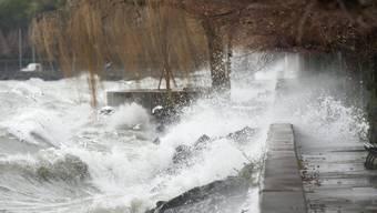 Sturm «Joachim» braust über Europa