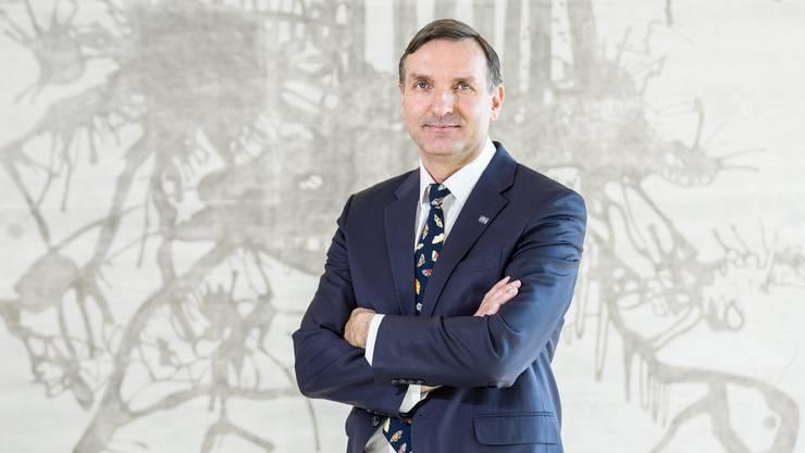 Martin Litscher ist der neue Regionalchef Limmattal/Albis der Kantonspolizei. Er ist Nachfolger von Willi Meier, der in Pension ging.