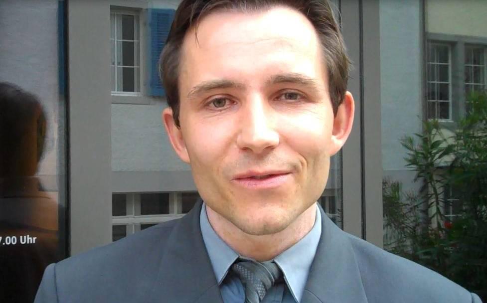 Gerichtspräsidentskandidat Bruno Wehrli sagt