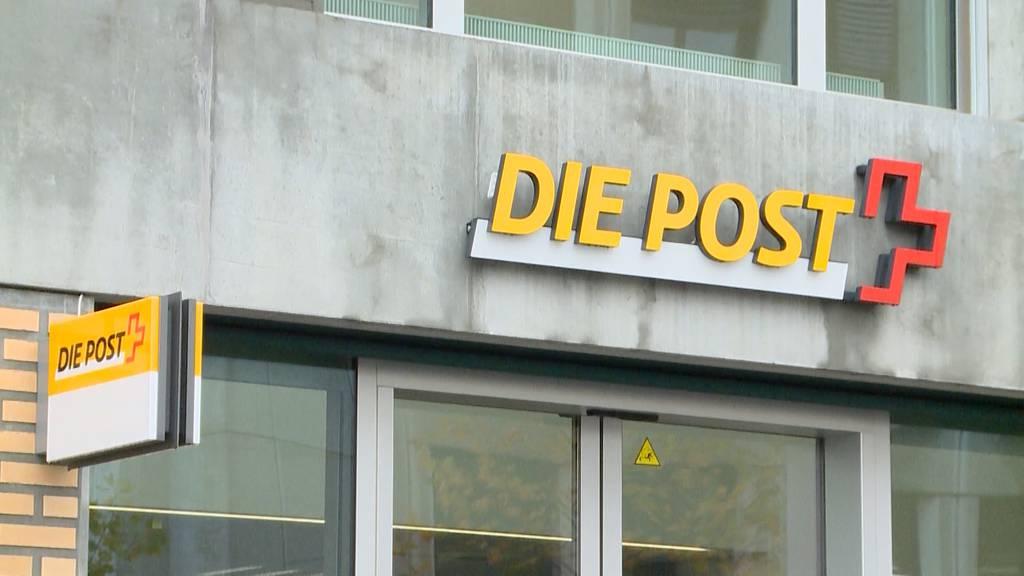 Post verliert sieben eingeschriebene Briefe in Kaltbrunn (SG)
