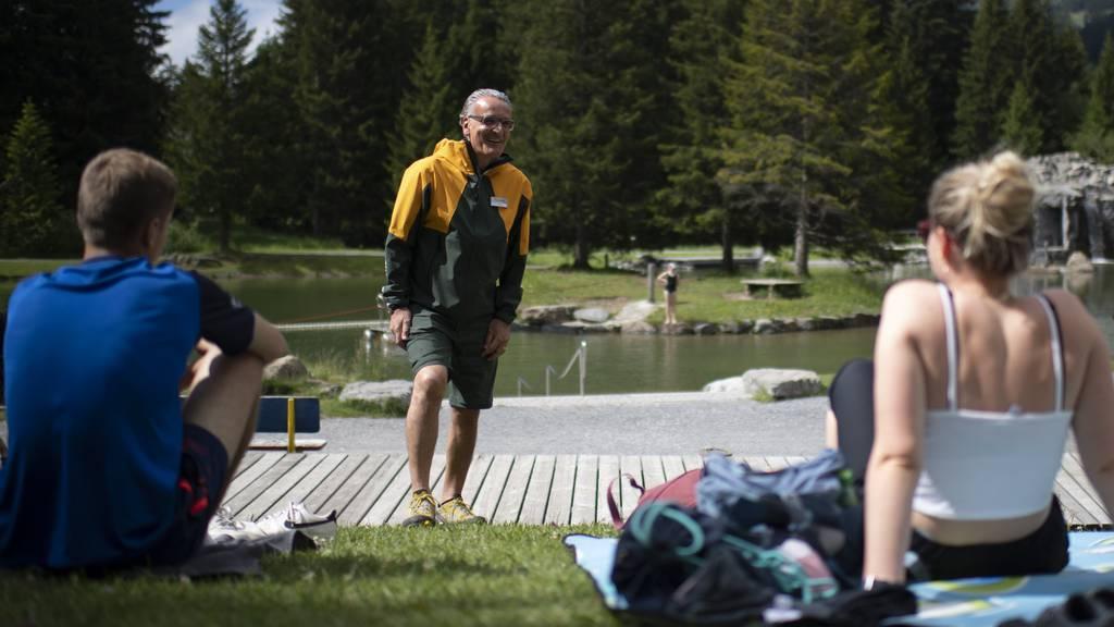 Lage in Graubünden hat sich stabilisiert