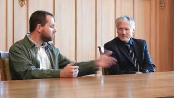 Besuch aus Uruguay bei der Solothurner Regierung