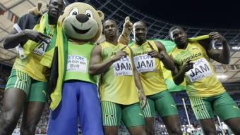 Die schnellsten Männer der Welt: Jamaikas Sprintstaffel