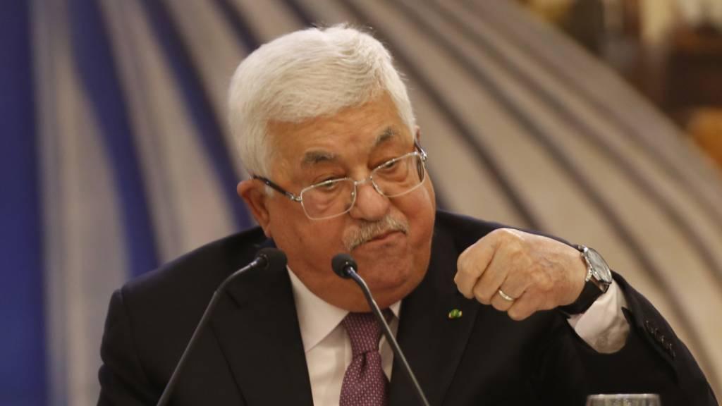 Abbas weist Trumps Nahost-Plan im Uno-Sicherheitsrat zurück