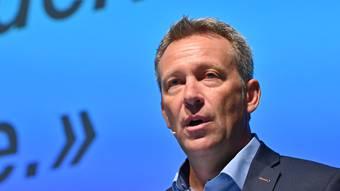 Mathias Stricker, Präsident LSO und SP-Kantonsrat.