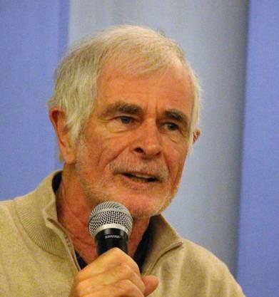Journalist und Buchautor Hugo Stamm befasst sich mit Sekten- und Glaubensfragen.