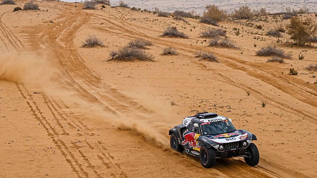 Peterhansel gewinnt zum 14. Mal die Rallye Dakar