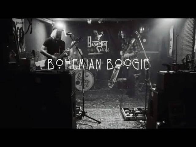 Basement Saints - Bohemian Boogie