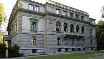 Das Bezirksgericht Winterthur, wo der Prozess stattfindet