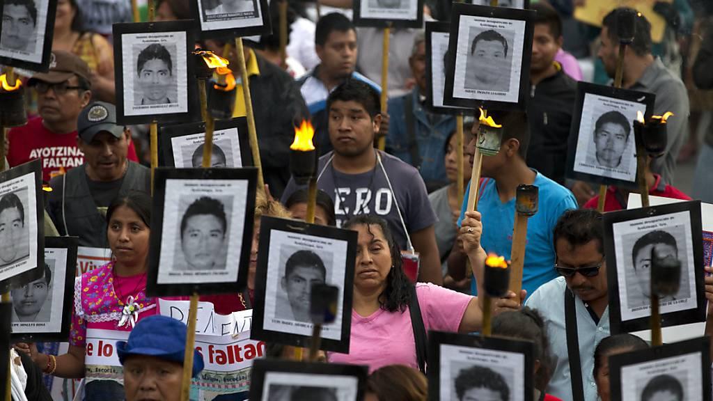 Mexiko sagt weitere Ermittlungen zu verschleppten Studenten zu