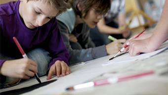 """Mit dem Projekt «Mit ausreichenden Deutschkenntnissen in den Kindergarten"""" sollen die fremdsprachigen Kinder den gleichen Kenntnisstand haben wie deutschsprachige Kinder, die ein halbes Jahr jünger sind."""