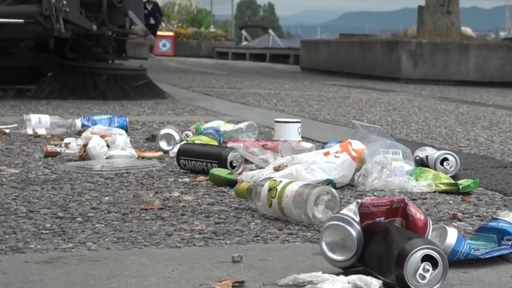Trotz Öko-Trend wird der Müll nicht weniger