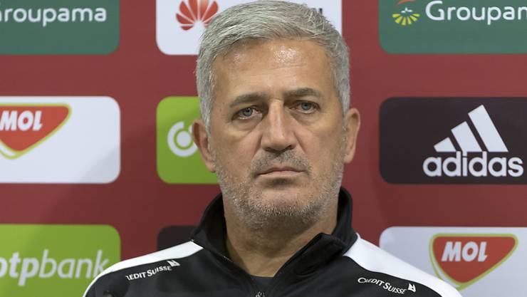 Vladimir Petkovic ärgerte sich über den Auftritt seiner Mannschaft beim 2:1-Sieg in Andorra - trotz eines perfekten Starts in die Qualifikation