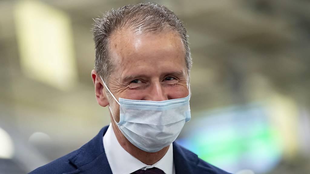 VW-Chef fürchtet Stellenabbau bei schärferen CO2-Zielen