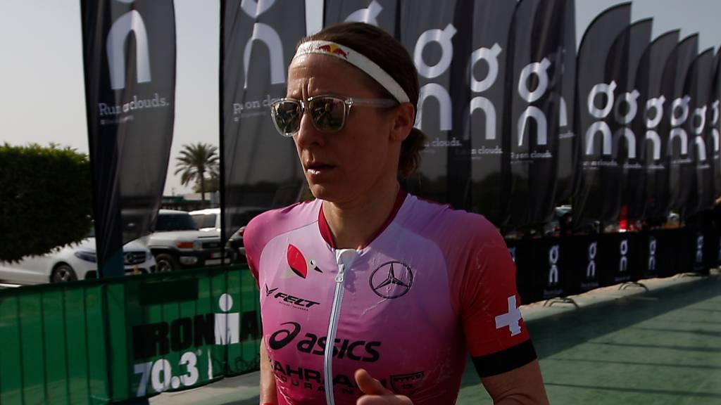 Daniela Ryf gewinnt den Ironman in Tulsa