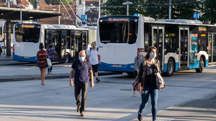 Auch der Ortsverkehr soll vom Bund finanzielle Unterstützung erhalten.