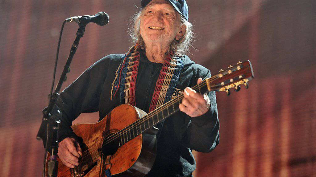 Der 82-jährige Country-Musiker Willie Nelson hat seine Memoiren veröffentlicht. (Archivbild)