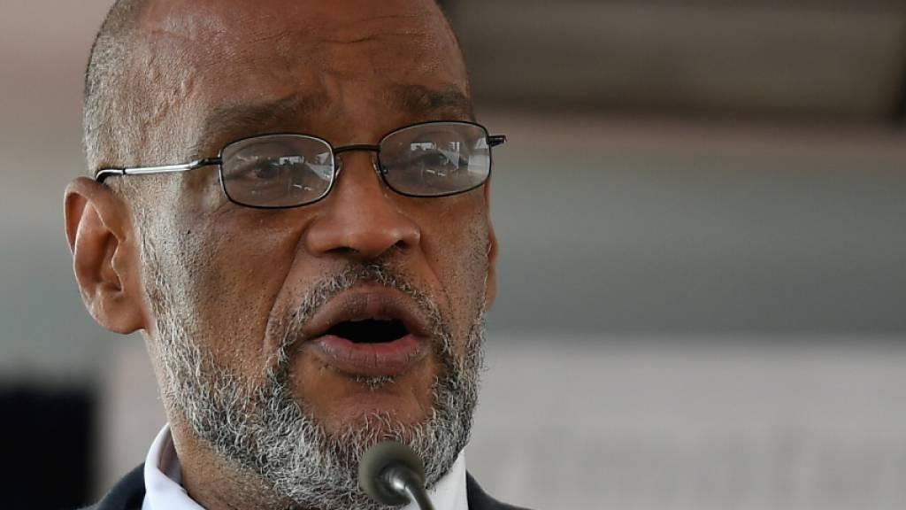 Ariel Henry ist der neue Premierminister Haitis. Foto: Matias Delacroix/AP/dpa Foto: Matias Delacroix/AP/dpa