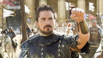 Christian Bale spielt in «Exodus» den Propheten Moses.