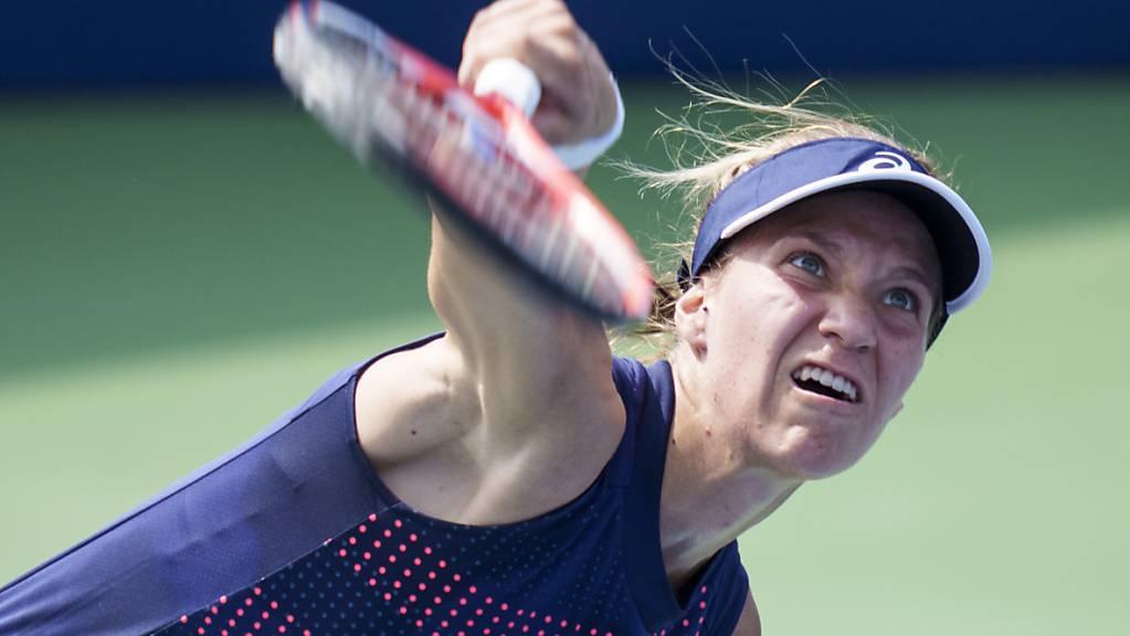 Viktorija Golubic scheitert auch im dritten Turnier seit den Olympischen Spielen in Tokio früh