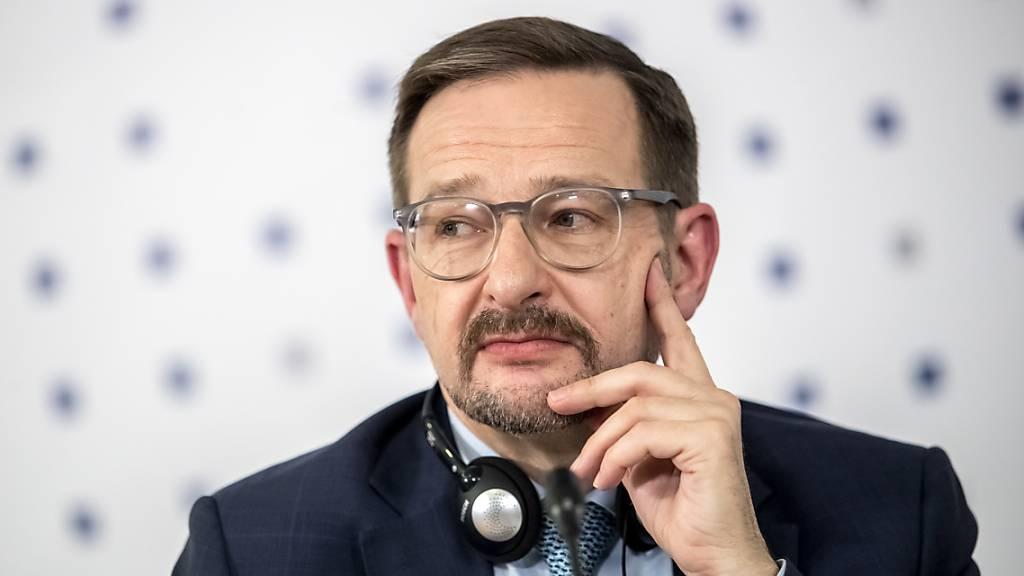 EDA verzichtet auf erneute Kandidatur für OSZE-Generalsekretär