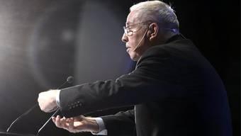 Christoph Blocher an der Albisgüetlitagung vom 18. Januar 2013