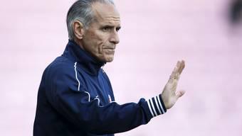 Hans-Peter Zaugg ist der neue Chefcoach des FC Solothurn.