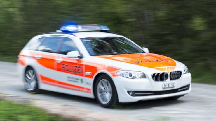 Die St. Galler Kantonspolizei musste am Mittwoch wegen eines Leichenfunds im Bodensee bei Rorschach ausrücken. (Symbolbild)