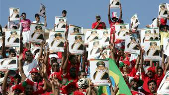 Die Omanis bangen um ihren 77-jährigen Sultan.