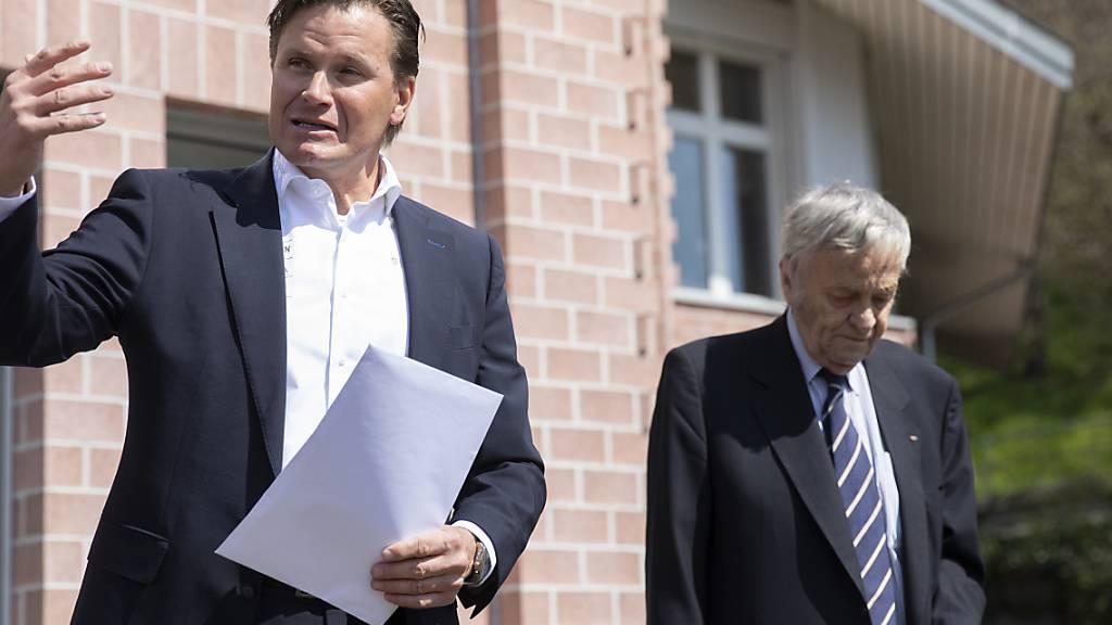 Lehmann will Nachfolger von FIS-Präsident Kasper werden