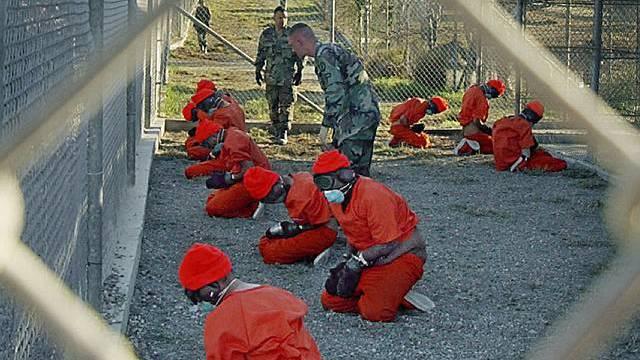 Gefangene in Guantanamo (Archiv)
