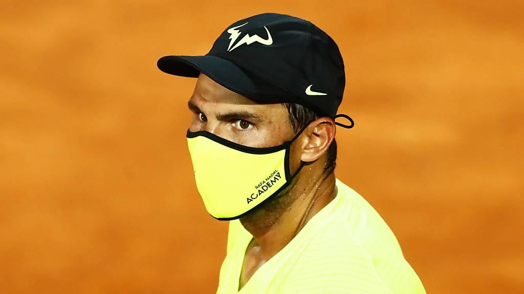 Nadal und Djokovic ohne Probleme in den Viertelfinals