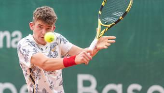 Jerome Kym fehlte nur wenig zum ersten ITF-Titel.