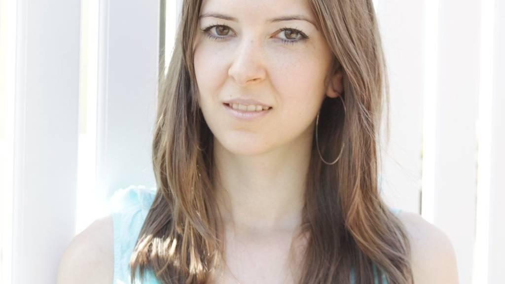 Katrin aus Wien sucht einen jungen St.Galler.