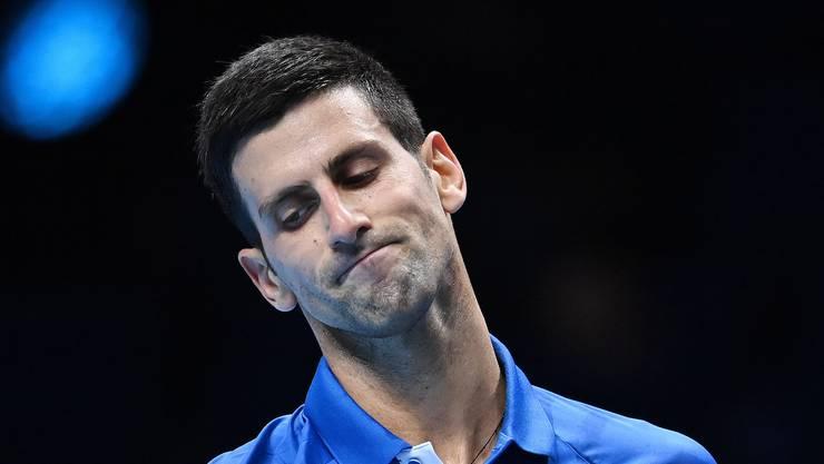 Novak Djokovic möchte sich wieder im Spielerrat für seine Kollegen einsetzen, doch die ATP schlägt ihm die Türe vor der Nase zu.