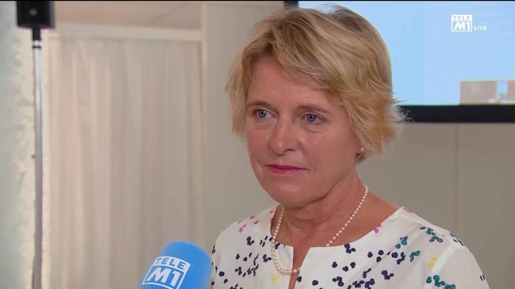 Christiane Guyer (Grüne): «Ich bin auf die Resultate gespannt»