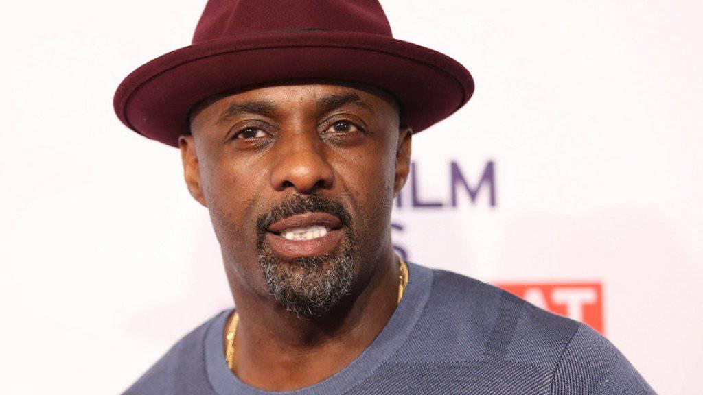 """Idris Elba darf sich nun mit dem Titel """"Officer of the Most Excellent Order of the British Empire"""" schmücken (Archiv)"""