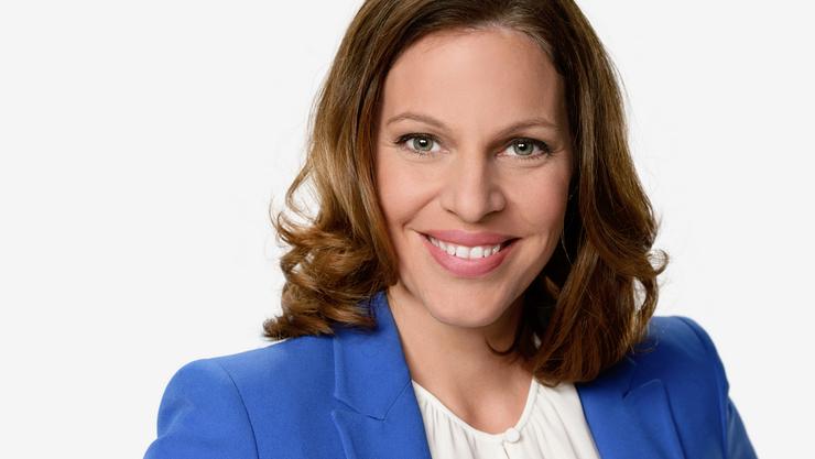 Moderiert bald «10vor10»: Andrea Vetsch