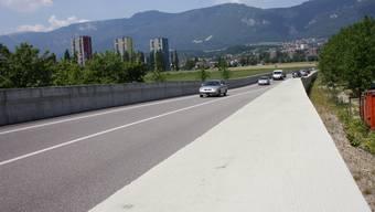 Für das Entlastungsprojekt «Solothurn, Entlastung West» wurde ein Zusatzkredit in der Höhe von 11,284 Millionen Franken nötig.