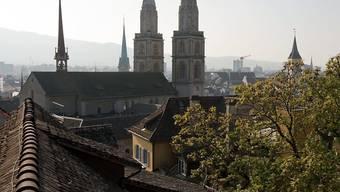 Zürich ist die Dritt-teuerste Stadt im weltweiten Vergleich der Lebenshaltungskosten. (Archiv)