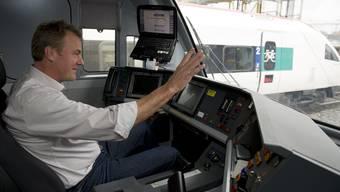 SBB-Lokführer sollen Uniformen tragen.
